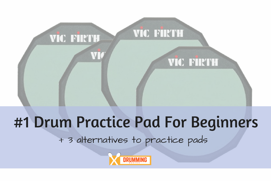 #1 Drum Practice Pad For Beginners