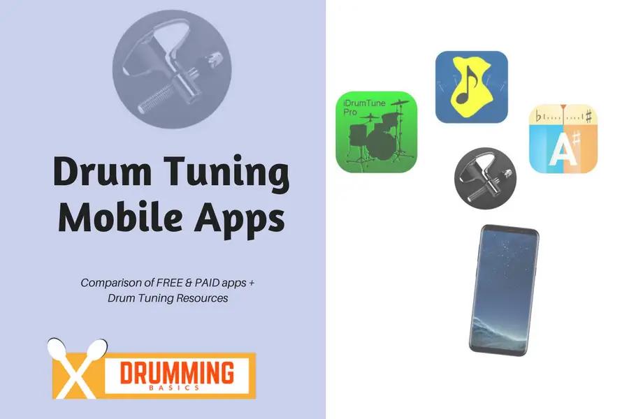drum set tuner app