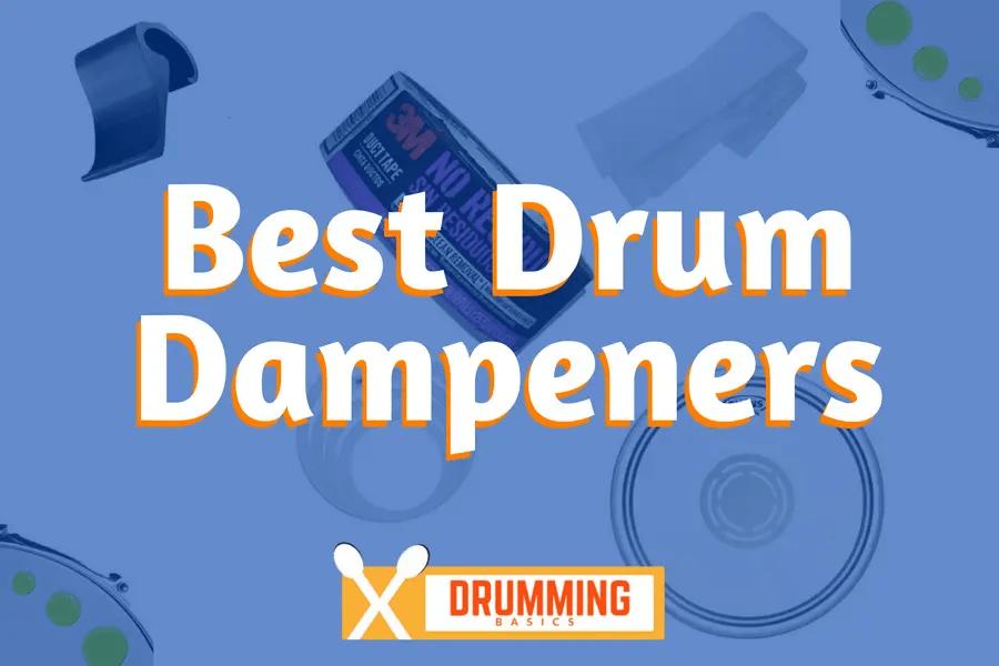 Best Drum Dampeners