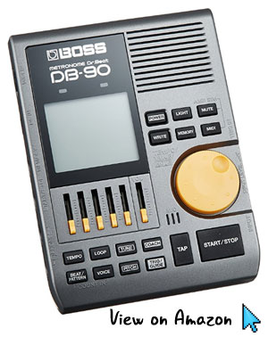 Boss-DB-90 metronome