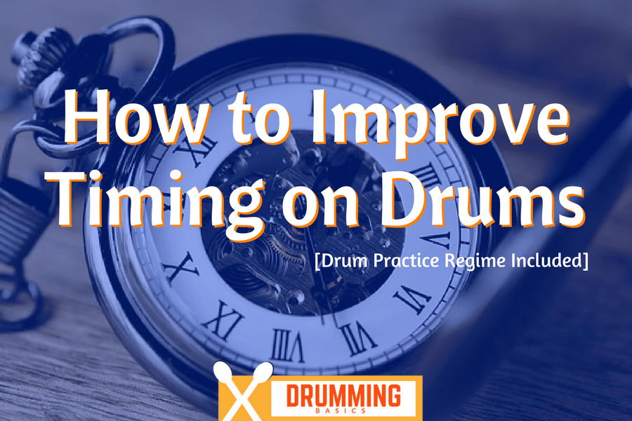 How to Improve Timing on Drums [+6 exercises]