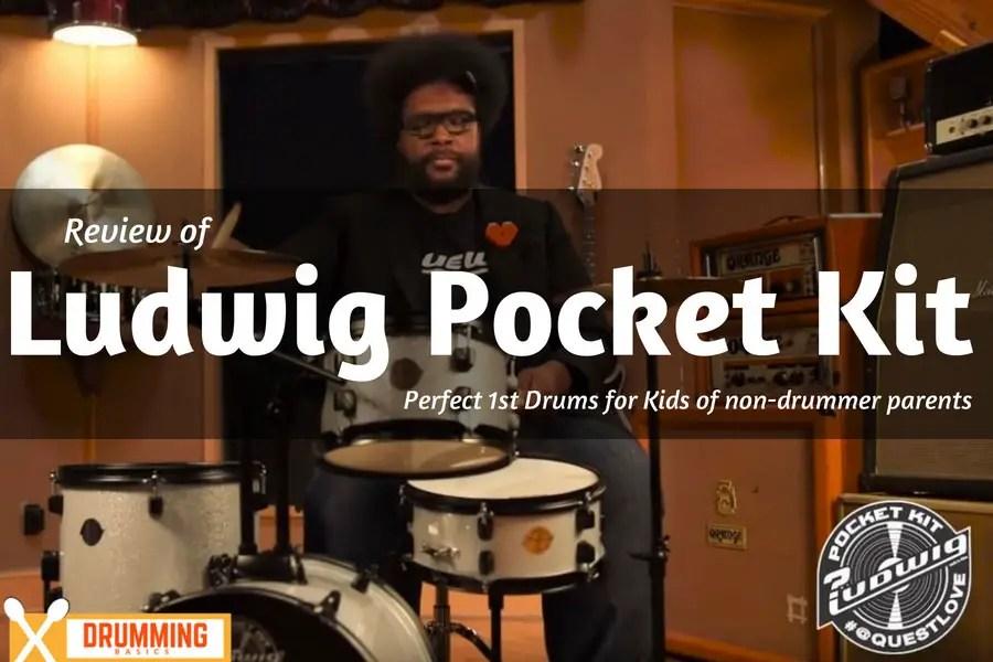Ludwig Pocket Kit Review