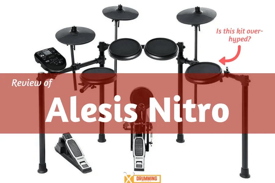 Alesis Nitro Kit Review