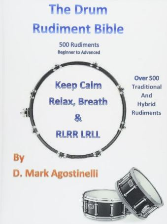 The Drum Rudiment Bible