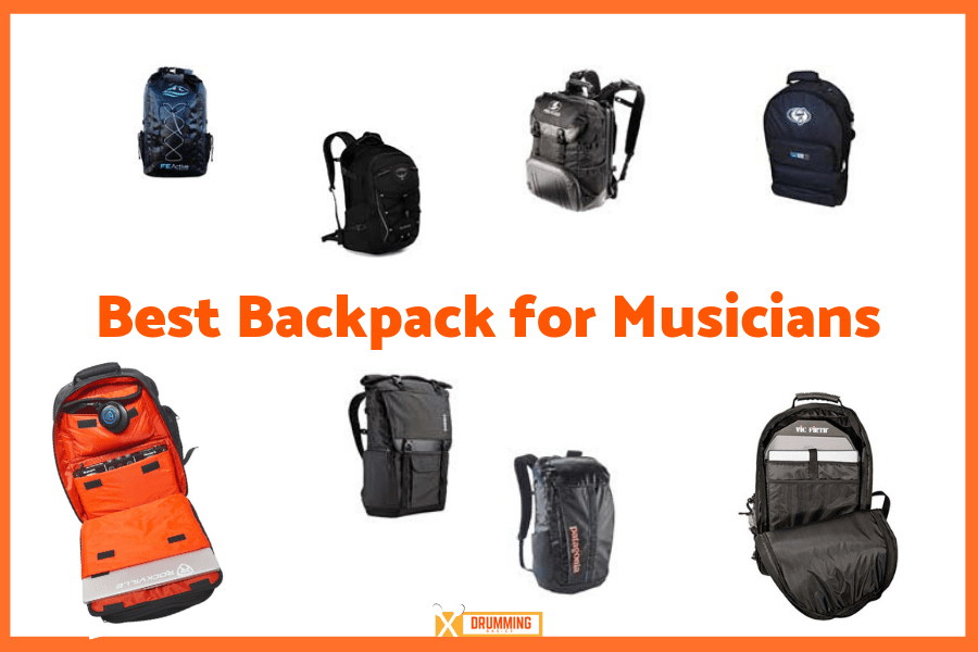 Best Backpack for Musicians