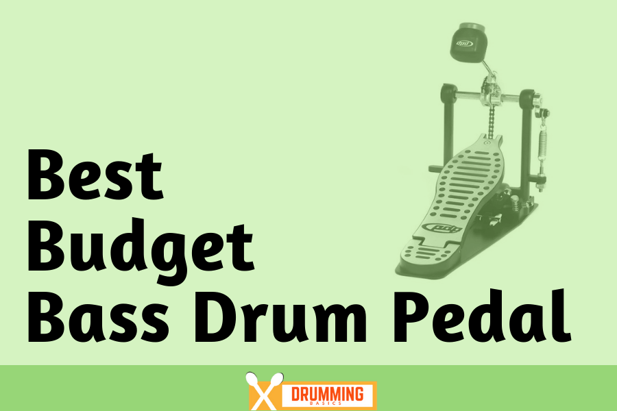 Best Budget Bass Drum Pedal 2020 (below $60!)