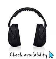 Heartek Protective headphones for kids