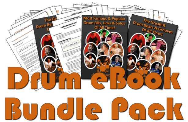 Three Drum eBooks - Bundle Pack