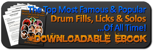 Top 275+ Best & Great Drum Fills Of All Time