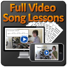 Full Video Song Lessons & Charts