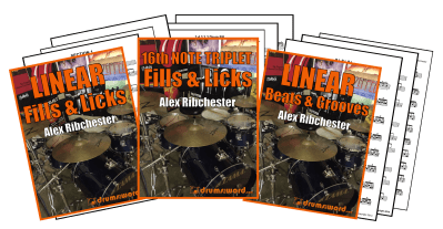 Alex Ribchester eBooks