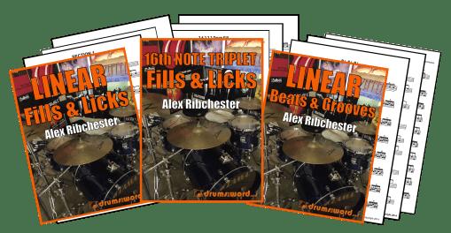 Alex Ribchester eBooks