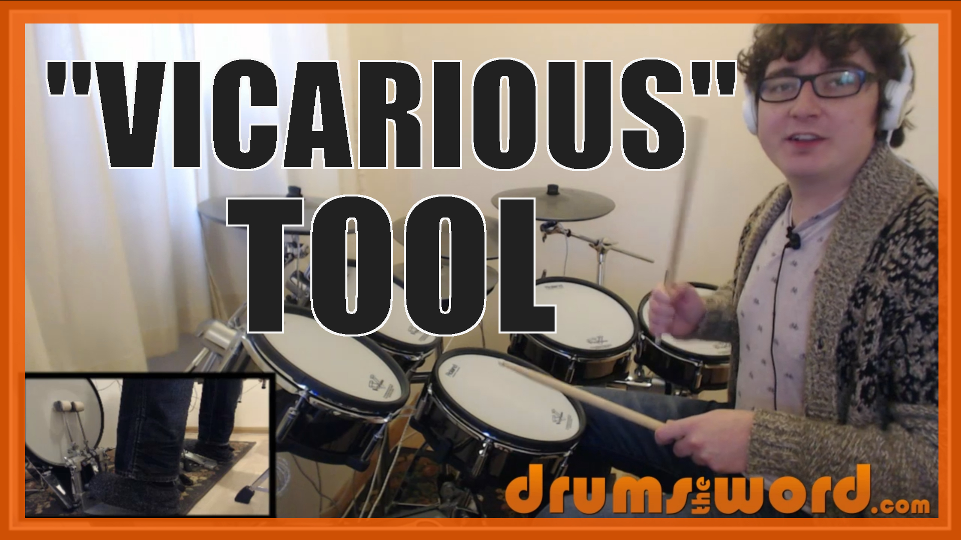 """Vicarious"""" – (Tool) Full-Song Video Drum Lesson Notation"""