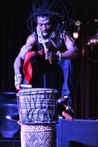 Michael Dodoo Drum Struck