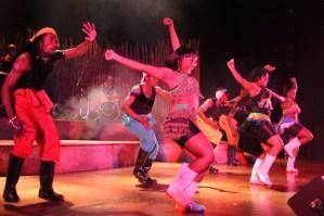 Drum Struck Dancers