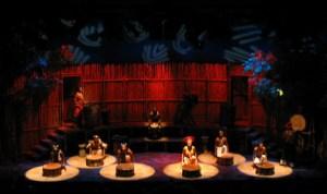 Drum Struck Classic Off Broadway