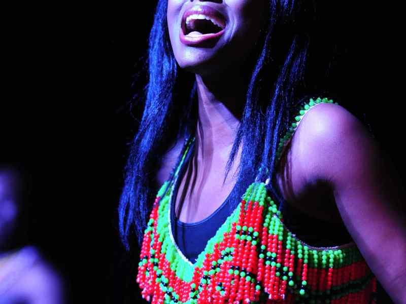 Refilwe Singing