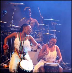 Drumming in Edinburgh