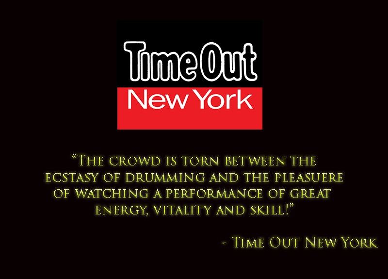 Time Out New York new font