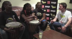 Drum Struck Fringe Interview