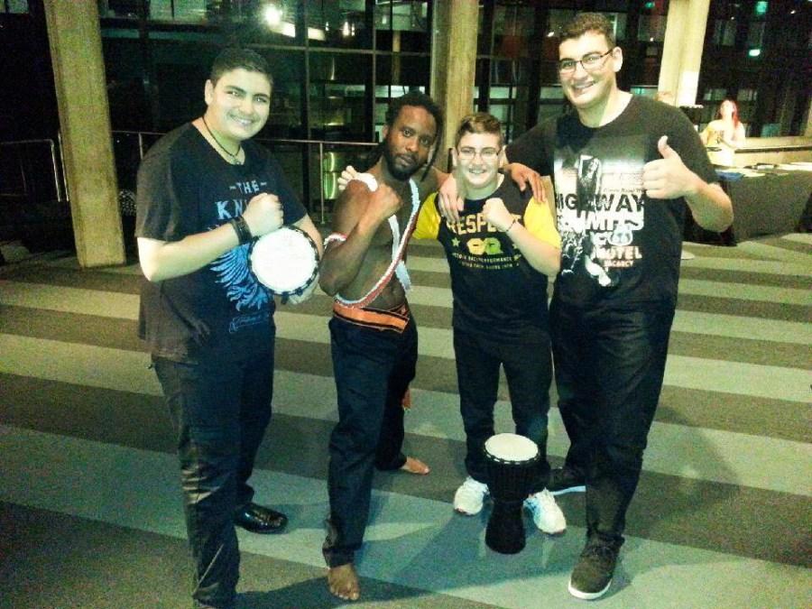 Meet and Greet Drum Struck Australia