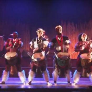 Redefining African Drumming in Japan!