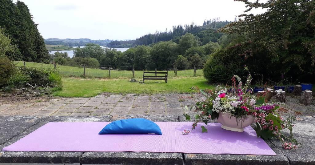 Yoga Loch Drumwhill