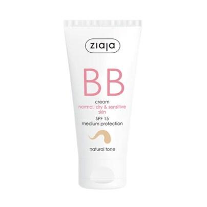 Bb Cream Spf 15 Normal Dry Sensitive Skin