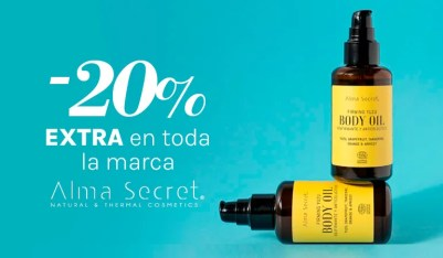 -20% dto alma secret