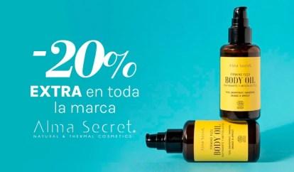 -20% ALMA SECRET