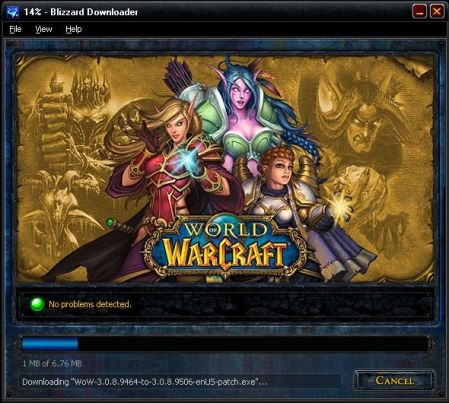 Blizzard Downloader