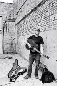 Tim Barry in the Alley