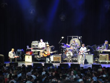 Wilco at Americanarama in Mansfield