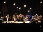 Bob Dylan and his amazing band in Mansfield, MA