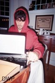 Will typing lyrics