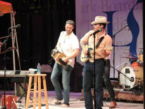 The Pine Leaf Boys in Lowell