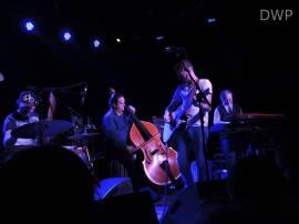 Ben Nichols and John C. Stubblefield on bass