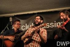 Jay Lapp rocks the mandolin