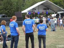 Thank you, Festy Staff, for a freat weekend!
