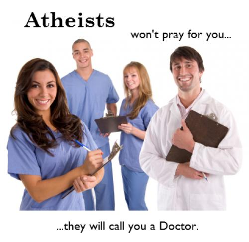atheists wont pray for you atheists wont pray for you