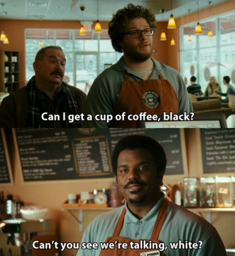 can I get a cup of coffee, black