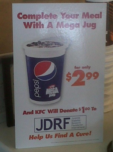 buy a big cup of sugar to support diabetes research 374x500 buy a big cup of sugar to support diabetes research