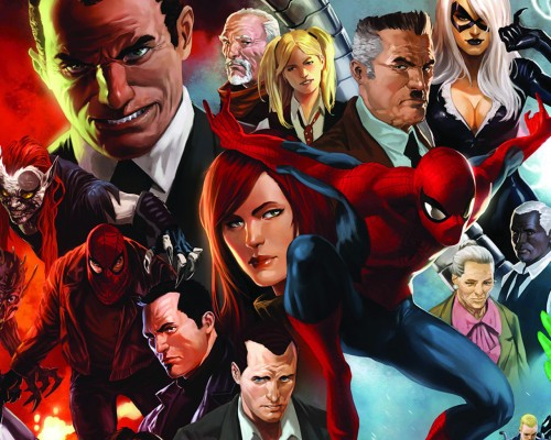 spider man supporting characters 500x400 spider man supporting characters