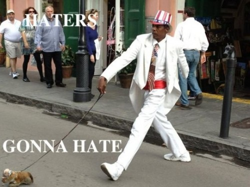 american haters gonna hate 500x375 american haters gonna hate
