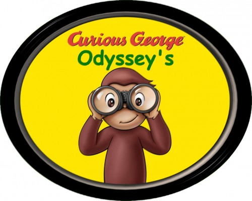 Curious Georges Odyssey 500x399 Curious Georges Odyssey