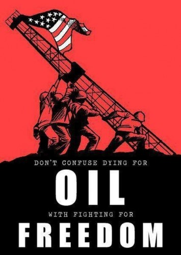 oil for freedom 355x500 oil for freedom