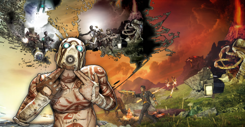 borderlands 2 wallpaper 500x260 borderlands 2 wallpaper