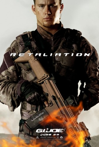 gi joe retaliation movie poser  337x500 gi joe   retaliation movie poser