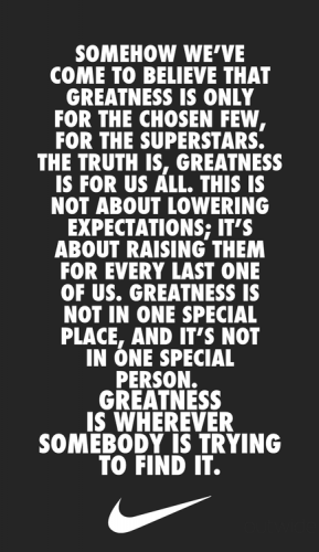 greatness is only for the chosen few 289x500 greatness is only for the chosen few