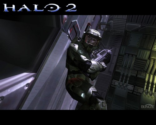 halo 2 master chief is ready to jump 500x400 halo 2   master chief is ready to jump